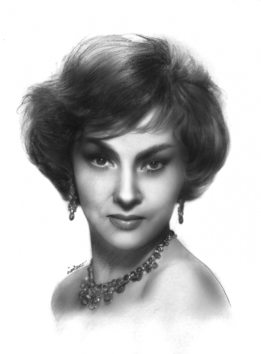 Gina Lollobrigida por cipta